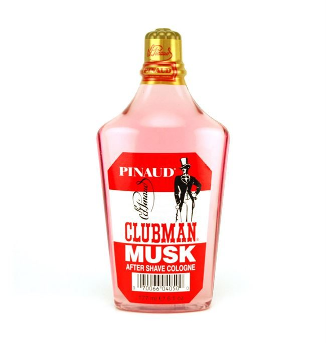 clubman musk