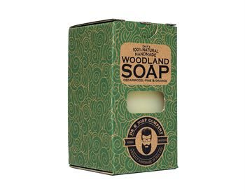 Dr K Soap Company Woodland Body Soap XL 225g