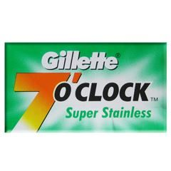 gillette-7-o-clock-double-edge