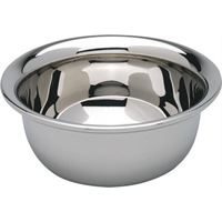 metal shaving bowl