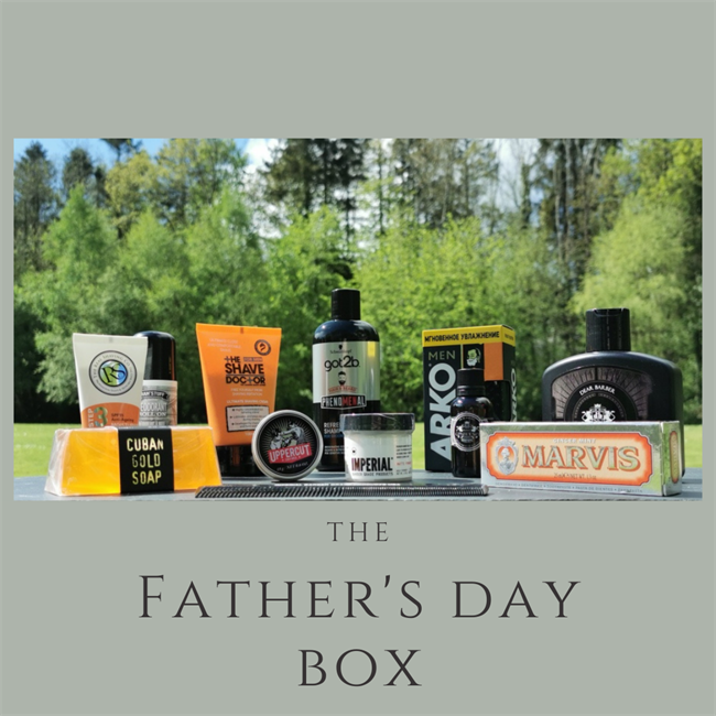 4Men.ie Fathers Day Box