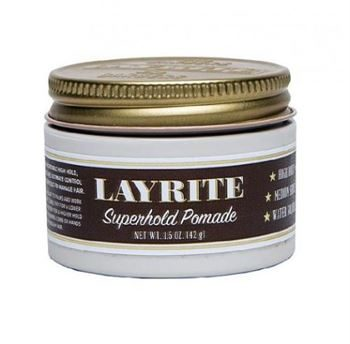 Layrite Super Hold Pomade 1.5oz (42g)