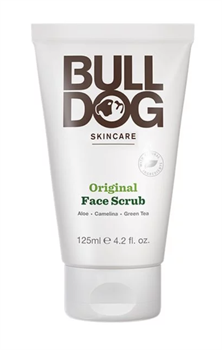Bulldog Face Scrub Sensitive 125ML