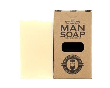 Dr K Soap Company Man Body Soap XL 225g